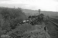 Derailment at Marley Junction, 6.9.1964