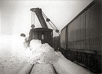 A Snowy Job at Kirby Stephen, 19.3.1979